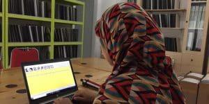 Aplikasi KBBI Disnetra, Bentuk Pembuktian Janji Kemendikbud untuk Sahabat Tunanetra