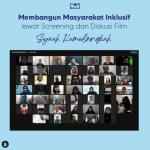 Wujudkan Masyarakat Inklusif dengan Membuka Ruang Dialog bersama Mitra Netra dan Film Sejauh Kumelangkah